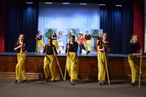 Yellow Dance