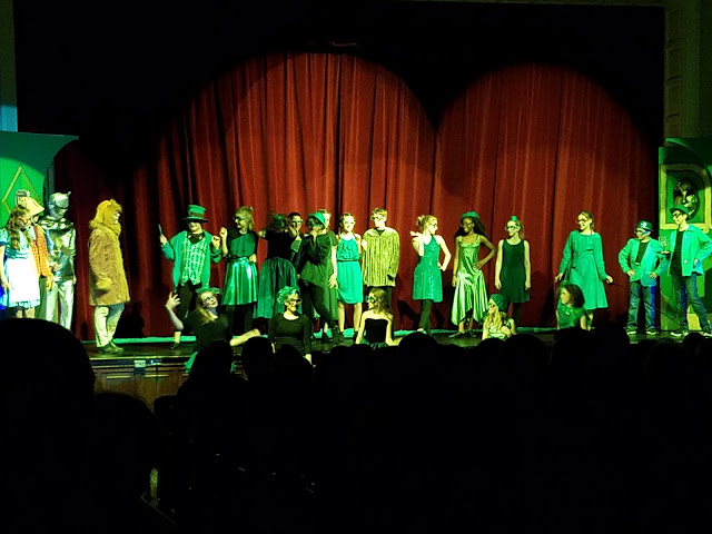 Cast of the Wiz