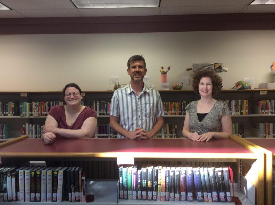 Swanson Library Staff