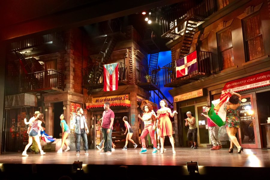 In the Heights show pic