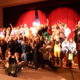 lion witch and wardrobe group photo