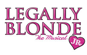 Legally Blonde Jr The Musical Logo