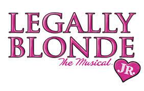 Legally Blonde Jr The Musical Logo