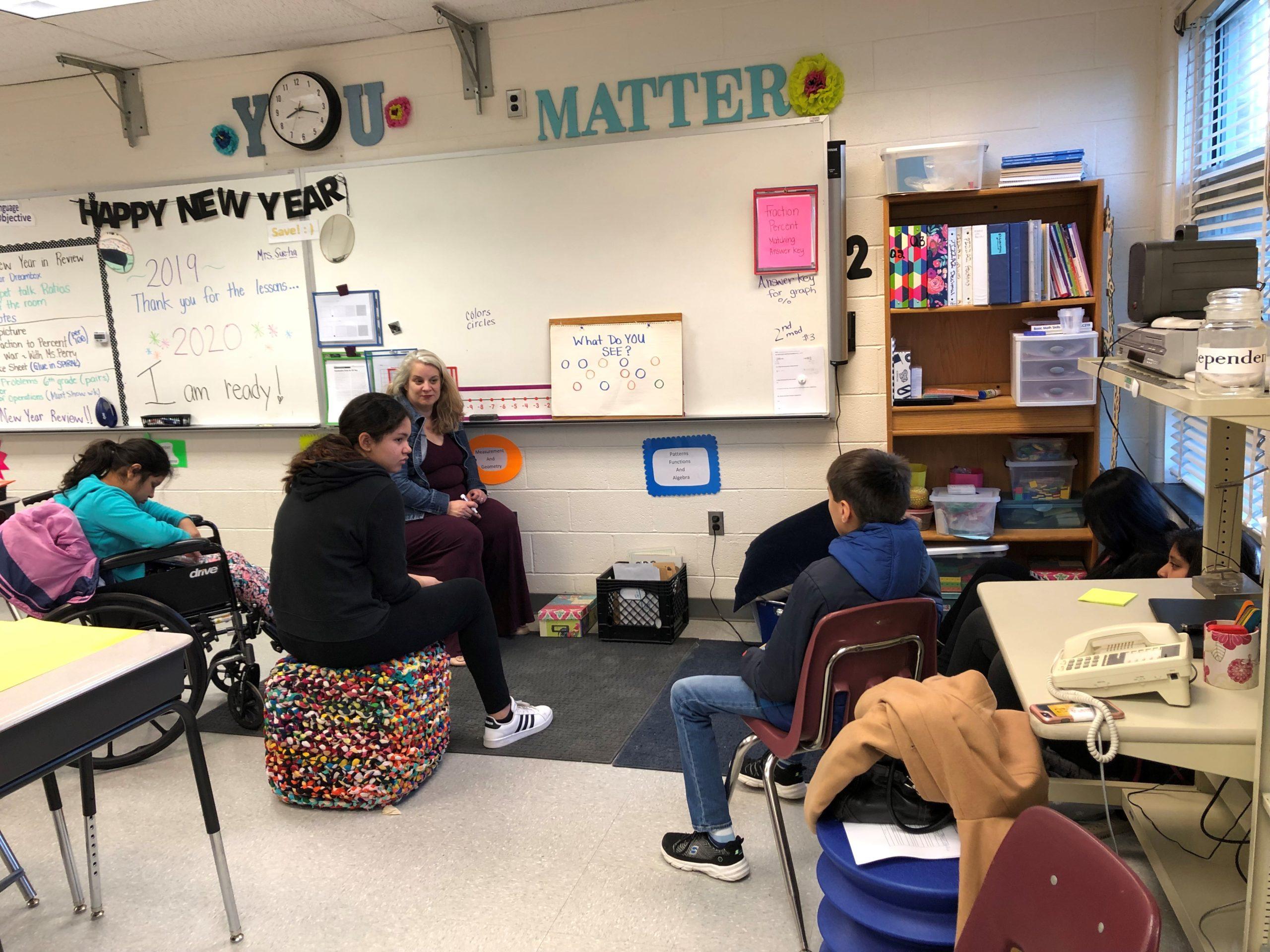 Teacher Tuesday – Meet Ms. Perry!