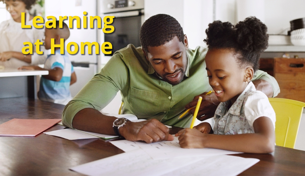 Explore Activities and Resources for Home Learning